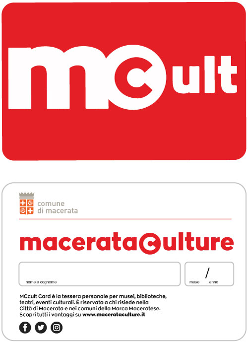 Macerata Culture Card