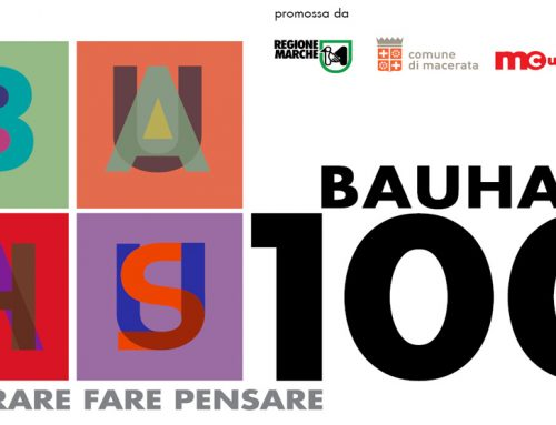 Macerata omaggia la storia del Bauhaus