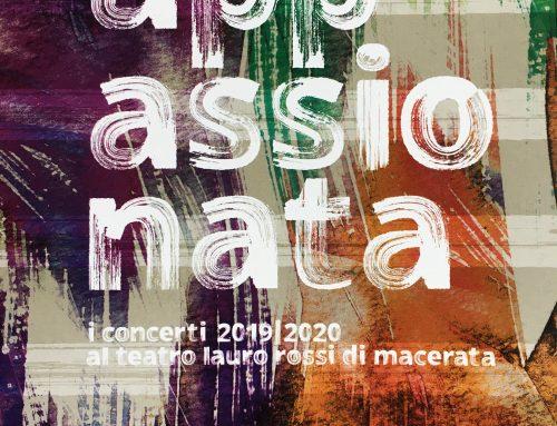 """La stagione 2019/2020 dei """"Concerti di Appassionata"""""""