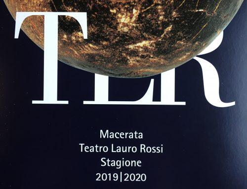 Stagione di Prosa 2019/2020 Teatro Lauro Rossi