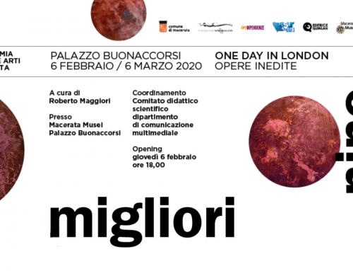 "Mostra Nino Migliori | ""One day in London"""