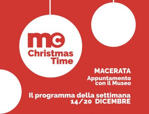 #MacerataChristmasTime2020 | Gli eventi della settimana dal 14 al 20 dicembre
