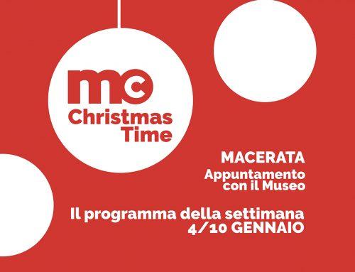 #MacerataChristmasTime2020 | Gli appuntamenti dal 4 al 10 gennaio 2021