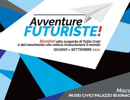 AVVENTURE FUTURISTE | Bambini alla scoperta di Tullio Crali