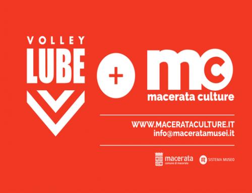 Se sei abbonato Lube Volley entri gratis al museo!